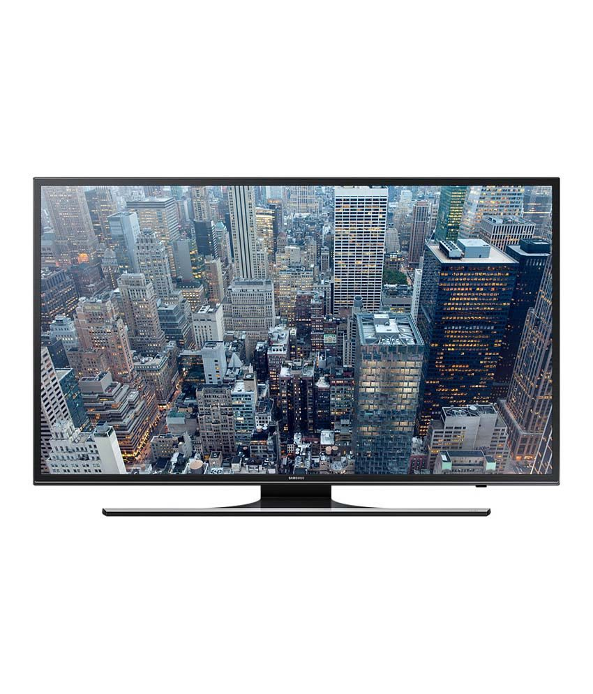 tv others samsung ju  cm () ultra hd smart led television
