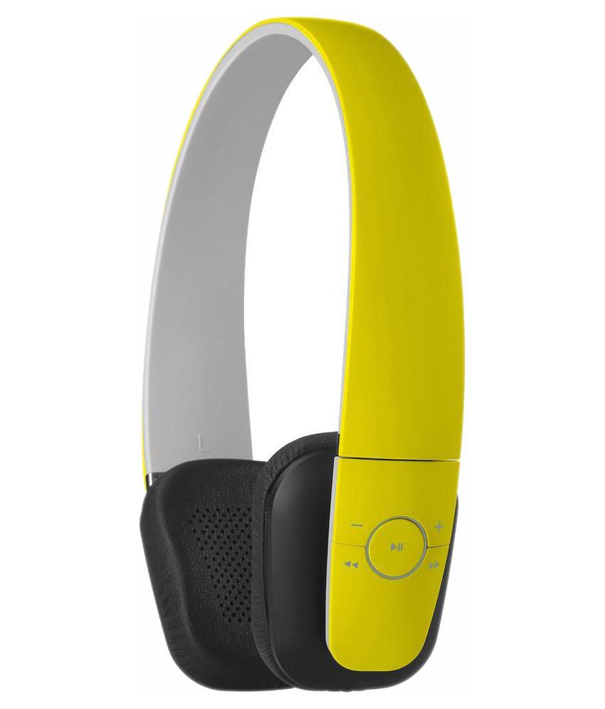 XOOFER VITA F1 Green BLUETOOTH HEADPHONES, Bluetooth 4 0+EDR,CSR8635