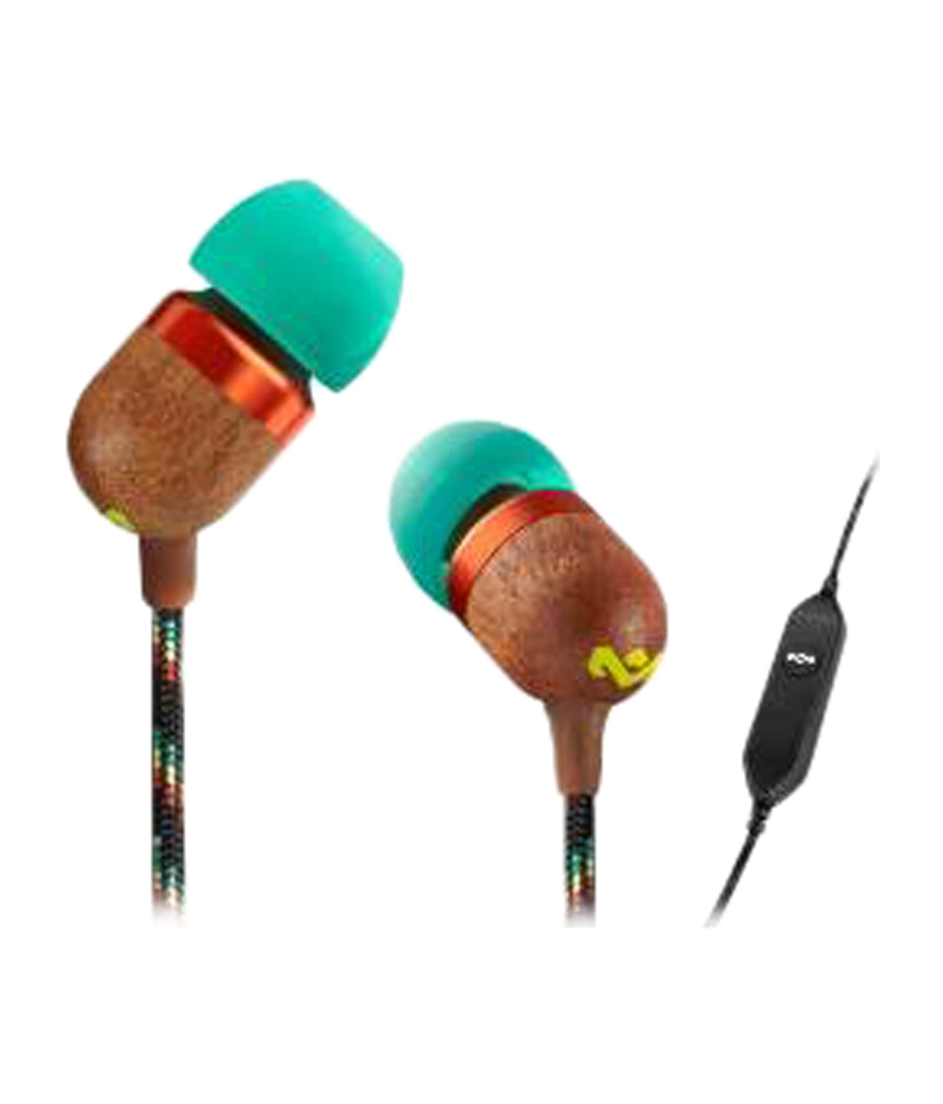 Ear buds wireless ear buds - House of Marley Jammin' Collection Riddim - headphones Overview